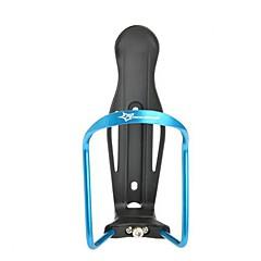abordables Bidones y Portabidones-Jaula de la botella de agua Resistencia al desgaste Ciclismo / Bicicleta Tela Impermeable / Aleación de aluminio Negro / Rojo / Azul