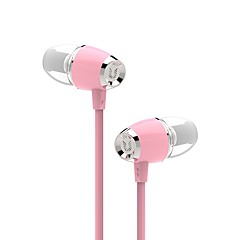 tanie Słuchawki i zestawy słuchawkowe-uiisii u5 słuchawki nauszne i douszne słuchawki redukcja szumów ciężki bas stereo
