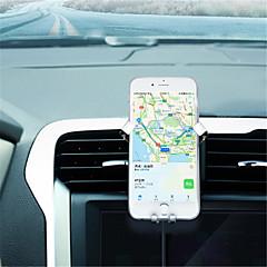 Χαμηλού Κόστους -Φορτιστής Αυτοκινήτου Ασύρματος Φορτιστής Φορτιστής USB τηλεφώνου USB Ασύρματος Φορτιστής Qi 1 θύρα USB 1A DC 5V iPhone X iPhone 8 Plus