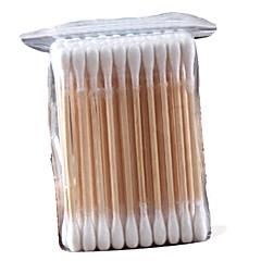 preiswerte -50 Stück Make-up Baumwolle Stick andere Schwamm Ellipse