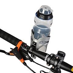 abordables Bidones y Portabidones-Jaula de la botella de agua Resistencia al desgaste Ciclismo / Bicicleta Tela Impermeable / Aleación de aluminio Astilla / negro