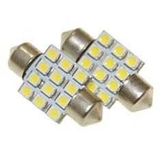 abordables Luces Interiores de Coche-SENCART Bombillas 1W W SMD LED lm 12 Luces interiores ForUniversal Todos los Años