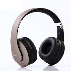 abordables Auriculares para Videojuegos-CYKE KD-804 Cinta Con Cable / Sin Cable Auriculares Dinámica El plastico De Videojuegos Auricular Plegable / Con Micrófono Auriculares