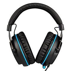 preiswerte Headsets und Kopfhörer-SADES R3 Stirnband Mit Kabel Kopfhörer Dynamisch Kunststoff Spielen Kopfhörer Mit Lautstärkeregelung / Mit Mikrofon Headset