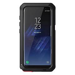 お買い得  Galaxy S6 Edge ケース / カバー-ケース 用途 Samsung Galaxy S8 Plus S8 耐衝撃 フルボディーケース 鎧 ハード メタル のために S8 Plus S8 S7 edge S7 S6 edge plus S6 edge S6 S5