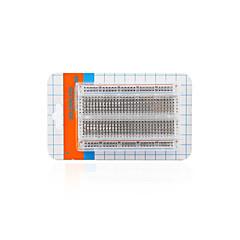 abordables Placas Base-placa de prueba de tamaño medio / 400 orificios / con paquete