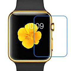 abordables Accesorios para Apple Watch-Protector de pantalla Para 42mm iWatch Vidrio Templado A prueba de explosión Alta definición (HD) 1 pieza
