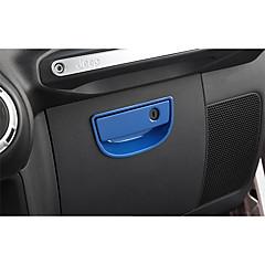 Недорогие Автоэлектроника-автомобильный Крышка переключателя перчаточного ящика Всё для оформления интерьера авто Назначение Jeep 2017 2016 2015 2014 2013 2012 2011