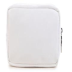 economico Accessori per MacBook-Organizer porta-oggetti Tinta unita pelle sintetica per Caricabatterie / Flash Drive / Hard drive