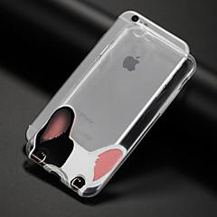 お買い得  iPhone 5S/SE ケース-ケース 用途 Apple iPhone 7 / iPhone 6 / iPhone 5ケース パターン バックカバー 犬 ソフト TPU のために iPhone 7 Plus / iPhone 7 / iPhone 6s Plus