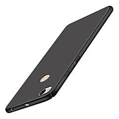 billige Etuier til Xiaomi-Etui Til Xiaomi Mi 6 Mi 5X Ultratyndt Bagcover Helfarve Hårdt PC for Xiaomi Mi Max 2 Xiaomi Mi Max Xiaomi Mi 6 Xiaomi Mi 5X Xiaomi Mi 5s
