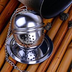 ieftine -1 buc Teak Strecurătoare Ceai Calitate superioară . 4.5*4.3*4.3