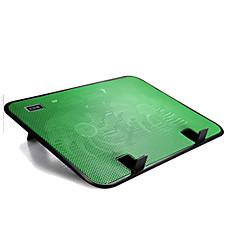 baratos Acessórios para MacBook-Stand de computador portátil estável Outros Laptop Stand com ventilador de refrigeração Plástico Outros Laptop