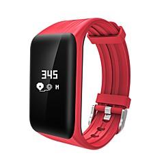 tanie Inteligentne zegarki-Wielofunkcyjny / Sportowy Android 4.4 Smart Rejestrator snu / Budzik / siedzący Przypomnienie / Czujnik pracy serca / 150-200