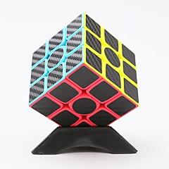 abordables Cubos IQ-Cubo de rubik z-cube Fibra de carbon Cubo de piedra 3*3*3 Cubo velocidad suave Cubos mágicos rompecabezas del cubo Alivio del estrés y la ansiedad Juguetes de oficina Alivia ADD, ADHD, Ansiedad