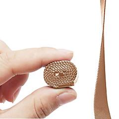 billige -Urrem for Fitbit Charge 2 Fitbit Milanesisk rem Rustfrit stål Håndledsrem
