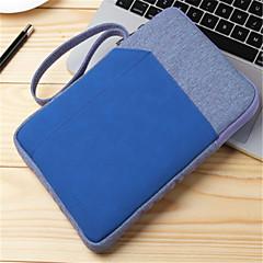 Недорогие Универсальные чехлы и сумочки-Кейс для Назначение Apple iPad mini 4 Кошелек / Защита от удара Мешочек Однотонный Твердый текстильный / Кожа PU для