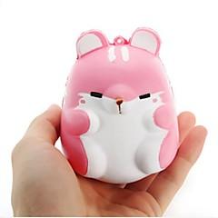 billiga Stresslindrare-LT.Squishies / Squishy Klämleksaker Stresslindrande leksaker Leksak Rund # Lindrar ADD, ADHD, ångest, autism Office Desk Leksaker Stress