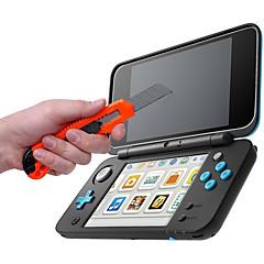 お買い得  Nintendo3DS 用アクセサリー-new 2DSLL バッグ、ケースとスキン - Nintendo DS クリア 耐衝撃ケース > 480