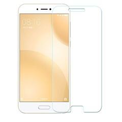 Недорогие Защитные плёнки для экранов Xiaomi-Защитная плёнка для экрана XIAOMI для Xiaomi Mi 5c PET 1 ед. Защитная пленка для экрана Защита от царапин Ультратонкий Взрывозащищенный