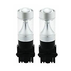お買い得  カーアクセサリー-SENCART 2pcs 3156 車載 / オートバイ 電球 30W 集積LED 1200lm 6 LED電球 外部照明 For ユニバーサル 全年式