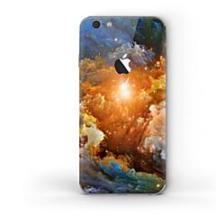 abordables Adhesivos Skin para iPhone-1 pieza Adhesivo para Anti-Arañazos Paisaje Diseño PVC iPhone 6s Plus/6 Plus