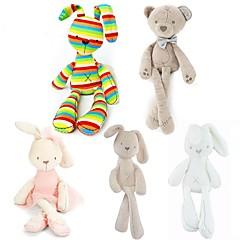 abordables Juguetes de Peluche-50cm Metoo Doll Plush Sweet Cute Rabbit Animales de peluche y de felpa Encantador / Confortable Regalo 1 pcs