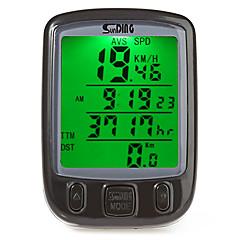 お買い得  サイクルコンピューター-SD-563A サイクルコンピューター 防水 / ストップウォッチ / ワイヤー入り サイクリング / バイク サイクリング
