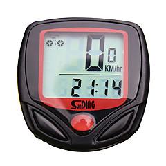 お買い得  サイクルコンピューター-SunDing SD-548A サイクルコンピューター 防水 / ストップウォッチ / バックライト サイクリング / バイク / マウンテンバイク サイクリング