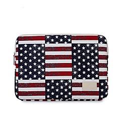 """preiswerte Laptop Taschen-Textil Nationalflagge / Vintage Ärmel 13 """"Laptop"""