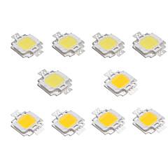 economico Accessori LED-10 pezzi 12 V per faretto LED Flood Light fai da te Chip LED Alluminio