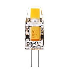 economico Lampadine LED-SENCART 1pc 2W 240-280 lm G4 Luci LED Bi-pin T 1 leds COB Decorativo Bianco caldo Luce fredda 12V