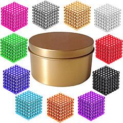 billiga Magnetleksaker-Magnetleksaker Magnetiska kulor Superstarka neodymmagneter 216*1   216*2   216*3pcs Magnet Magnetisk typ professionell nivå GDS (Gör det