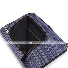 Недорогие Универсальные чехлы и сумочки-Кейс для Назначение Apple iPad Pro 12,9 '' Кошелек Защита от удара Мешочек Сплошной цвет Мягкий текстильный для iPad Pro 12.9''
