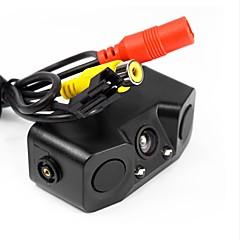 Недорогие Автоэлектроника-ziqiao 3 в 1 датчик парковки автомобиля камера заднего вида камера заднего вида радиолокационная система помощи