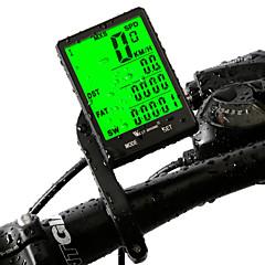 お買い得  サイクルコンピューター-WEST BIKING® サイクルコンピューター / サイクリングスピードメーター 防水 / ストップウォッチ / 2.8インチの大画面 ロードバイク / サイクリング / バイク / マウンテンバイク サイクリング