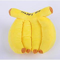お買い得  猫用おもちゃ-ぬいぐるみ ガム きしむおもちゃ ソフト 水果 プラッシュ 用途 犬用 猫用