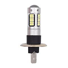 Недорогие Противотуманные фары-1 шт. H1 Автомобиль Лампы 15W SMD LED 1200lm 30 Светодиодная лампа Противотуманные фары For Универсальный Все модели Все года