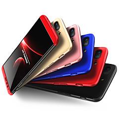 お買い得  その他のケース-ケース 用途 OnePlus OnePlus 5T 5 耐衝撃 フルボディーケース ソリッド ハード PC のために One Plus 5 OnePlus 5T