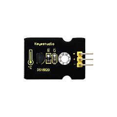 abordables Pantallas-Display Keyestudio Fibra de Vidrio Fuente de alimentación externa