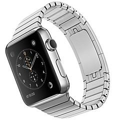 economico Accessori per Apple Watch-Cinturino per orologio  per Apple Watch Series 4/3/2/1 Apple Chiusura classica Metallo / Acciaio inossidabile Custodia con cinturino a strappo