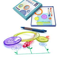 abordables Juguetes Dibujo-Juguete para dibujar Tema Clásico Pintura Exquisito Nuevo diseño Plástico blando Todo Regalo 1pcs