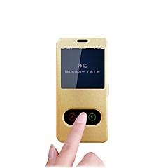 お買い得  Huawei Pシリーズケース/ カバー-ケース 用途 Huawei P20 lite P20 カードホルダー スタンド付き フルボディーケース ソリッド ハード PUレザー のために Huawei P20 lite Huawei P20 Pro Huawei P20