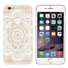 Χαμηλού Κόστους Θήκες iPhone 7-tok Για Apple iPhone 8 iPhone 7 Με σχέδια Πίσω Κάλυμμα Μάνταλα Lace Εκτύπωση Μαλακή TPU για iPhone 8 Plus iPhone 8 iPhone 7 Plus iPhone 7