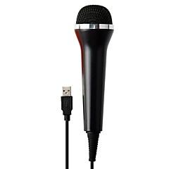 preiswerte Xbox 360 Zubehör-Xbox One Mit Kabel Mikrofone Für Xbox 360,ABS Mikrofone USB 2.0