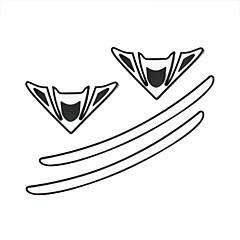 preiswerte Auto Aufkleber-0.138 m Auto-Stoßleiste für Autotür Extern Normal Weicher Kunststoff Für Universal Alle Jahre General Motors