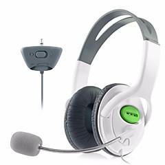 preiswerte Xbox 360 Zubehör-XB-890 Mit Kabel Kopfhörer Für Xbox 360,PU-Leder Kopfhörer 250cm