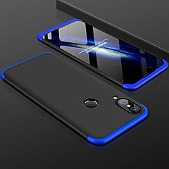 お買い得  Huawei Pシリーズケース/ カバー-ケース 用途 Huawei P20 lite / P20 Pro つや消し バックカバー ソリッド ハード PC のために Huawei P20 lite / Huawei P20 Pro / Huawei P20