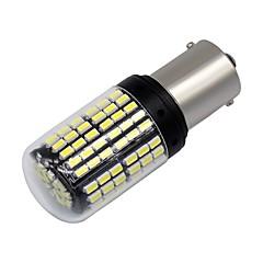 Недорогие Дневные фары-SO.K 2pcs 1156 Мотоцикл / Автомобиль Лампы 6 W SMD 3014 600 lm 144 Светодиодная лампа Фары дневного света / Лампа поворотного сигнала / Мотоцикл For Универсальный Все года
