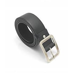 cheap Men's Belt-Men's Vintage / Active Wide Belt - Solid Colored Sequins